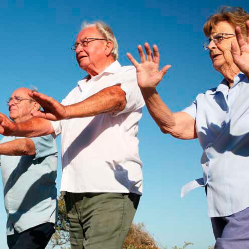 Area envejecimiento activo Siente Carboneras