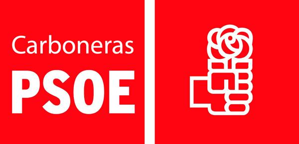 Logotipo PSOE Carboneras